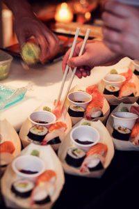 Sushi by Sushiqueen.cz - Bára Rektorová